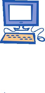 free vector Desktop Computer Symbol clip art