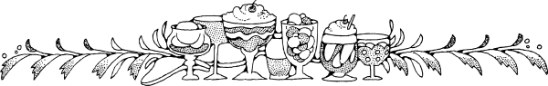 free vector Desserts clip art