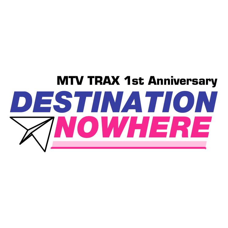 free vector Destination nowhere