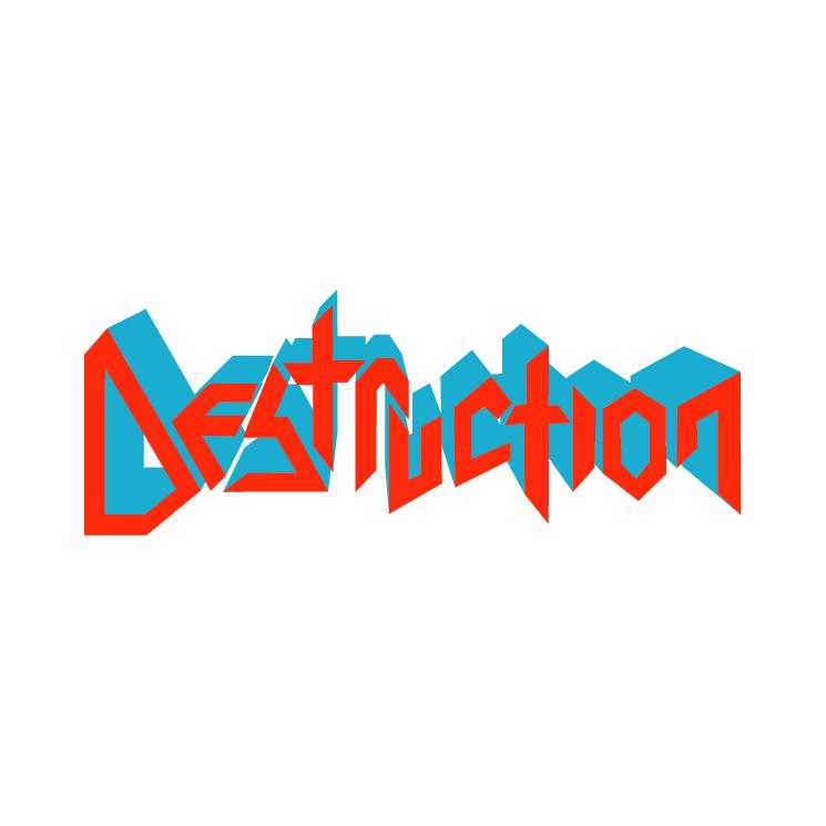 free vector Destruction