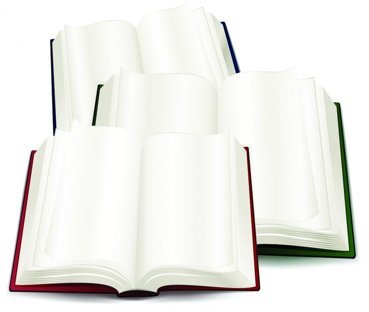 free vector Detailed Vector Books