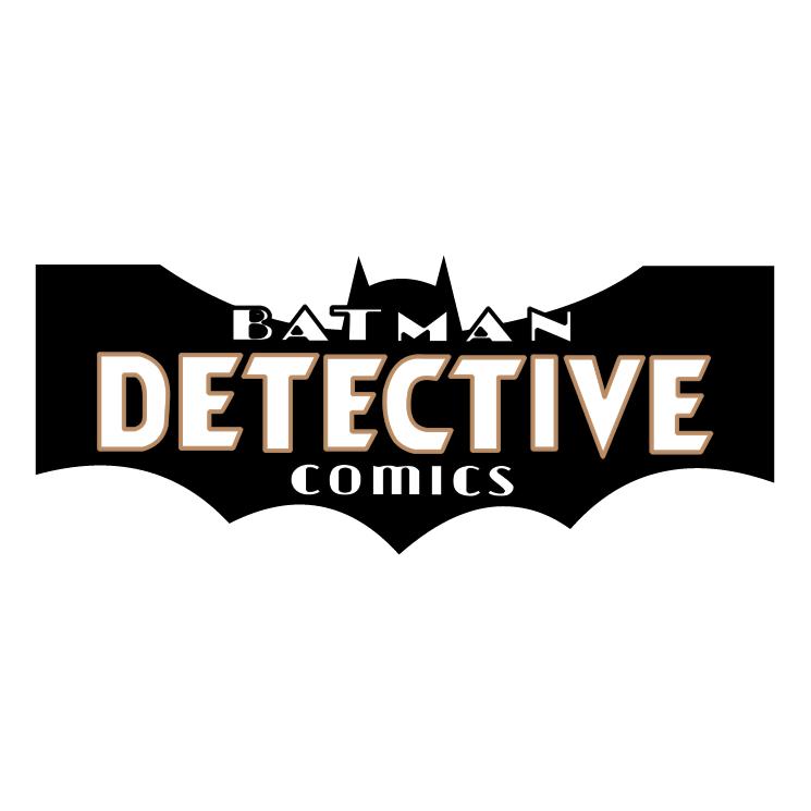 free vector Detective comics