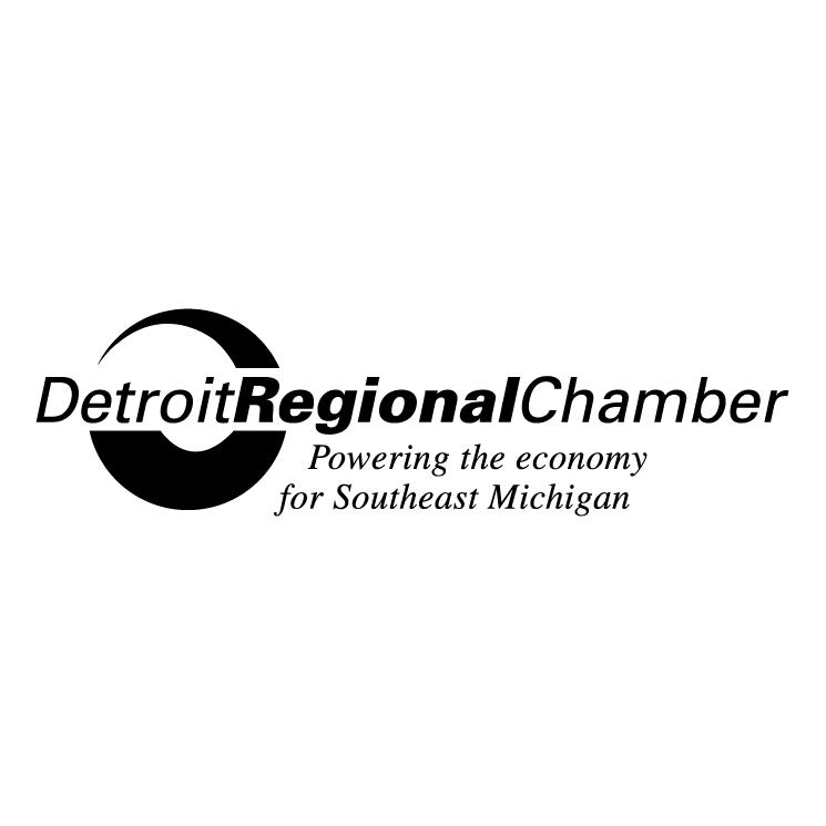 free vector Detroit regional chamber 0