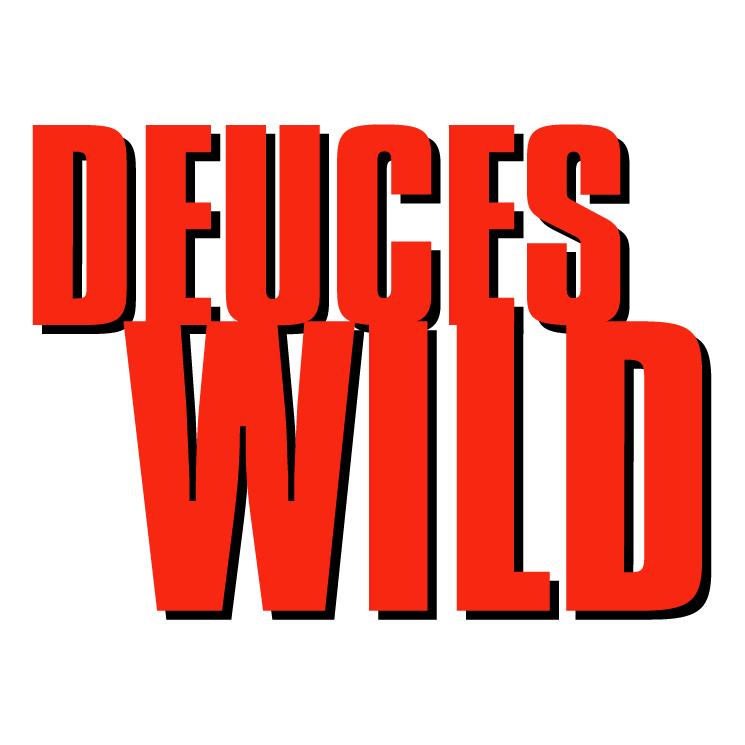 free vector Deuces wild