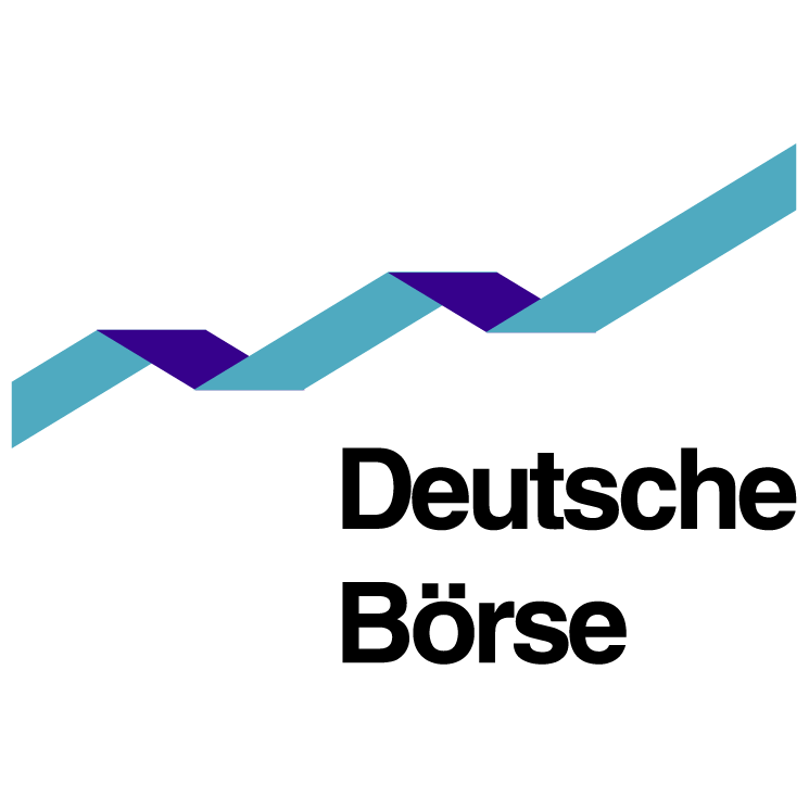 free vector Deutsche borse