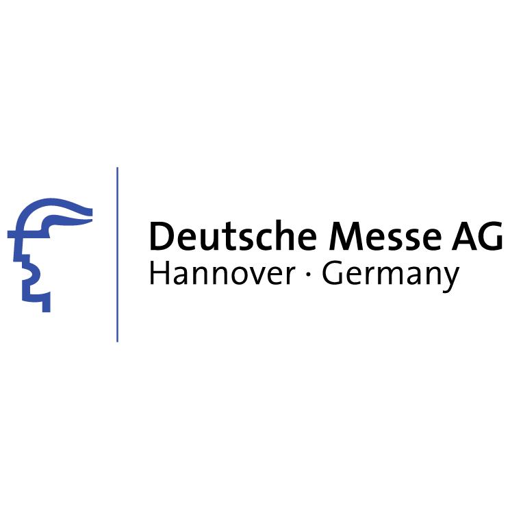 free vector Deutsche messe ag