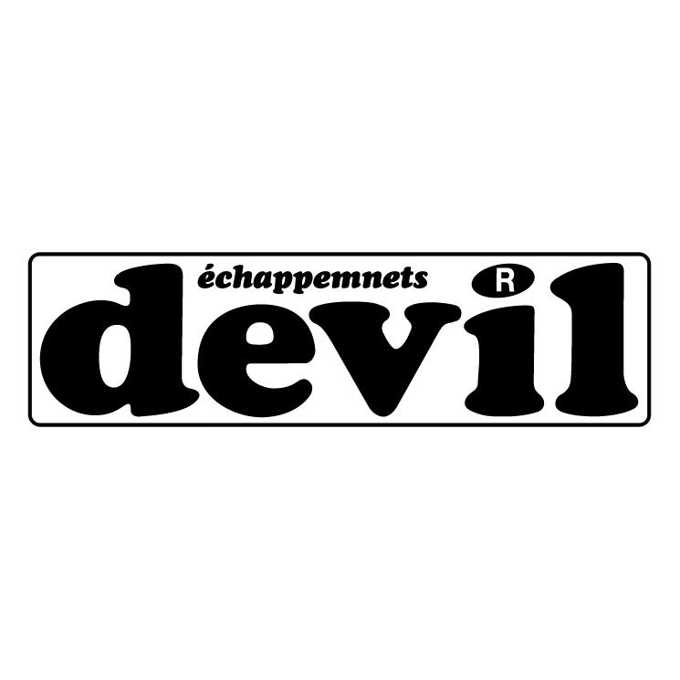 free vector Devil