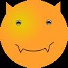 free vector Devilish clip art