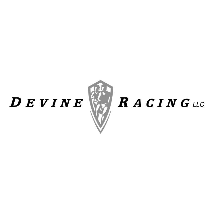 free vector Devine racing