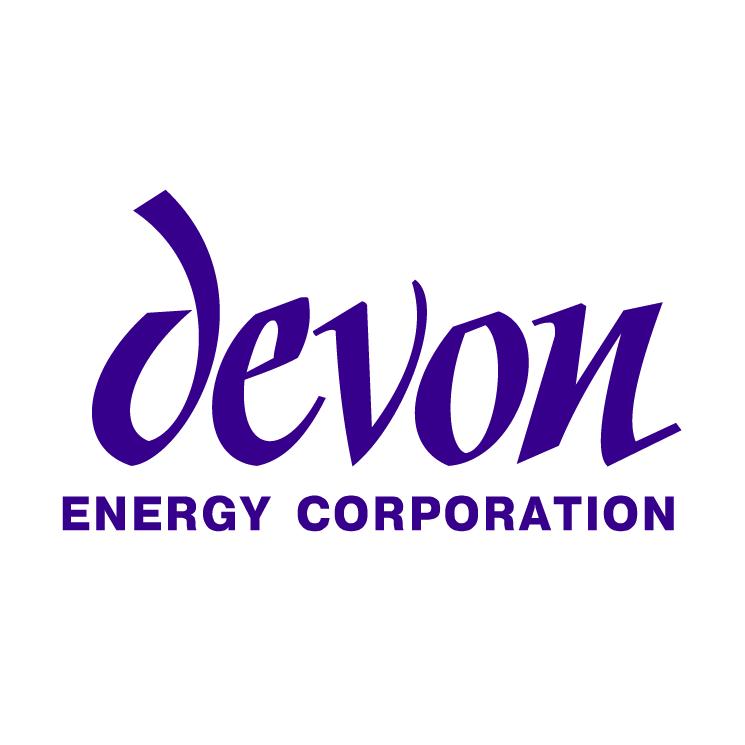 free vector Devon energy corporation
