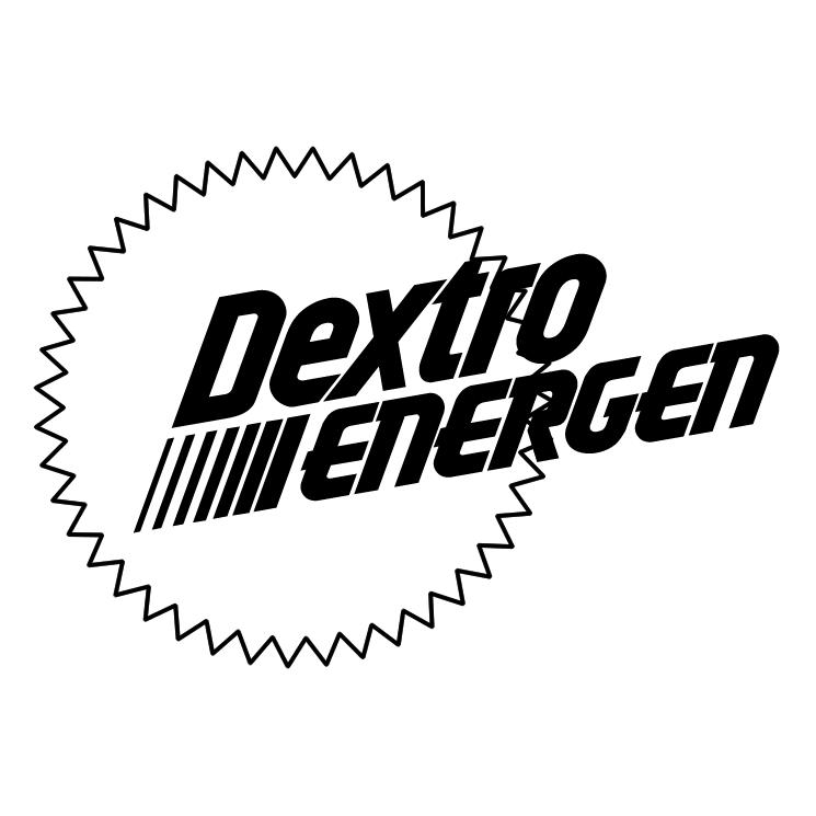 free vector Dextro energen