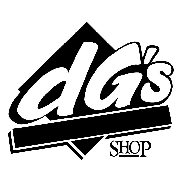 free vector Dgs shop
