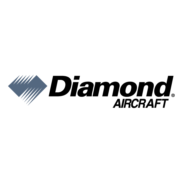 free vector Diamond aircraft