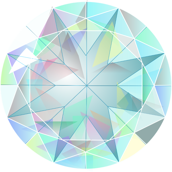 free vector Diamond clip art