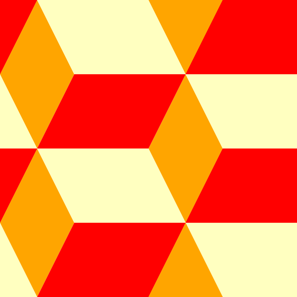 free vector Diamond Cubes 2 Pattern clip art