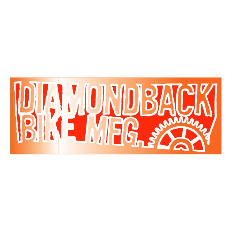 free vector Diamondback bike mfg