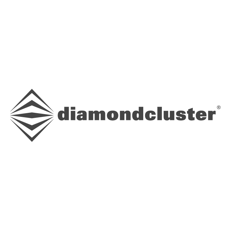 free vector Diamondcluster 0