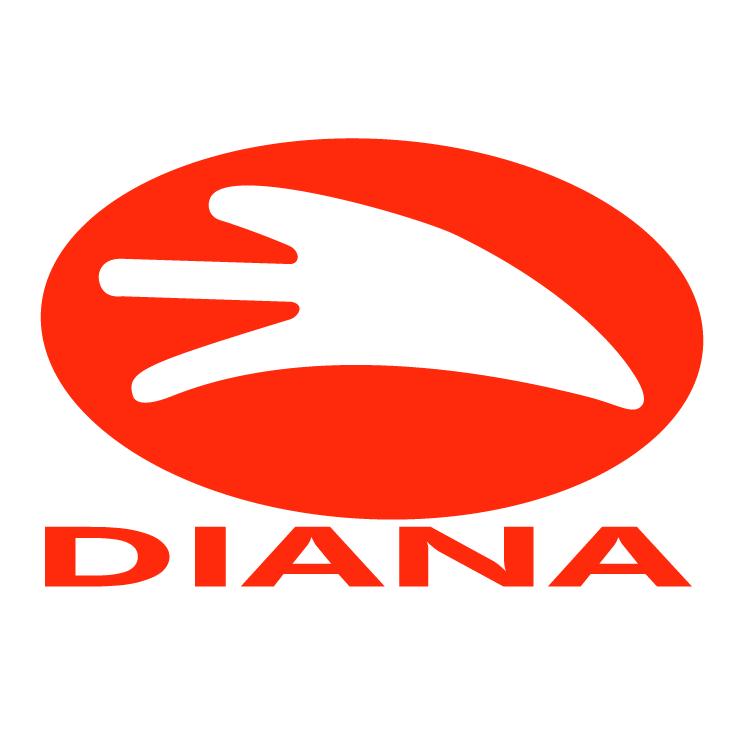 free vector Diana 2