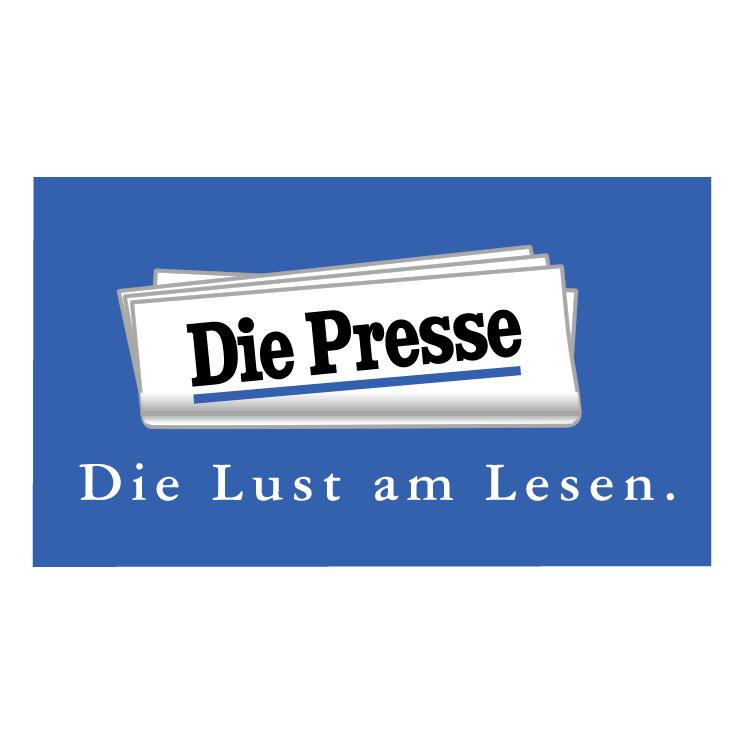 free vector Die presse