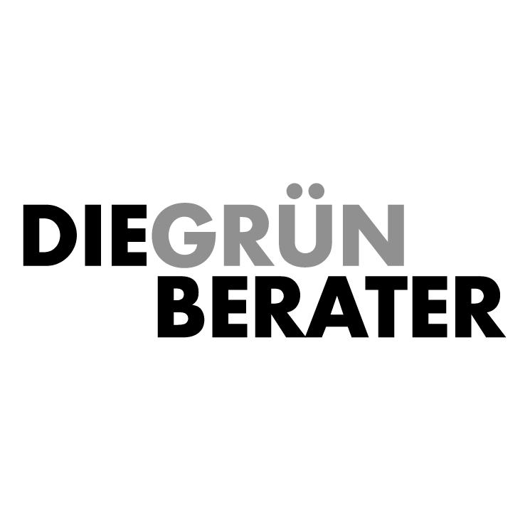free vector Diegruen berater