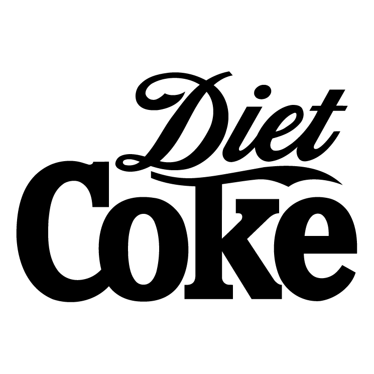 Diet coke 1 Free Vector / 4Vector