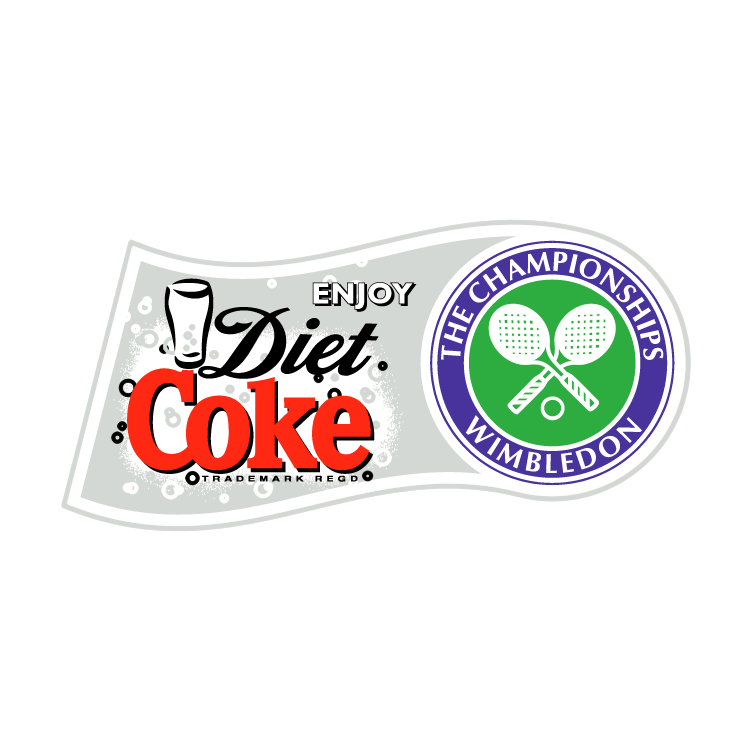 free vector Diet coke 3