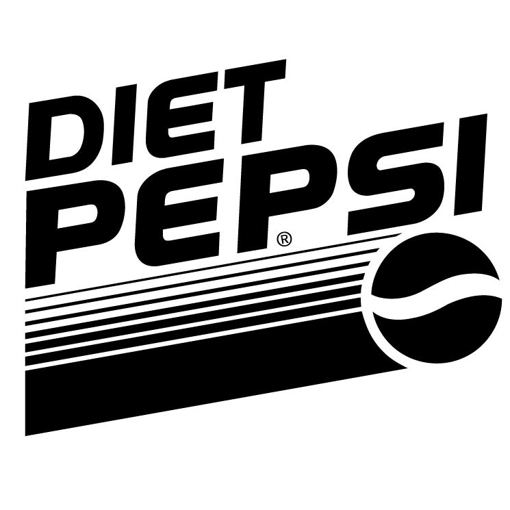 free vector Diet pepsi 0