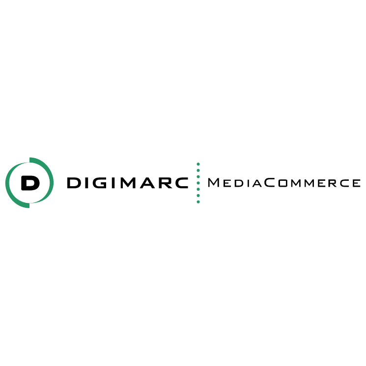 free vector Digimarc mediacommerce