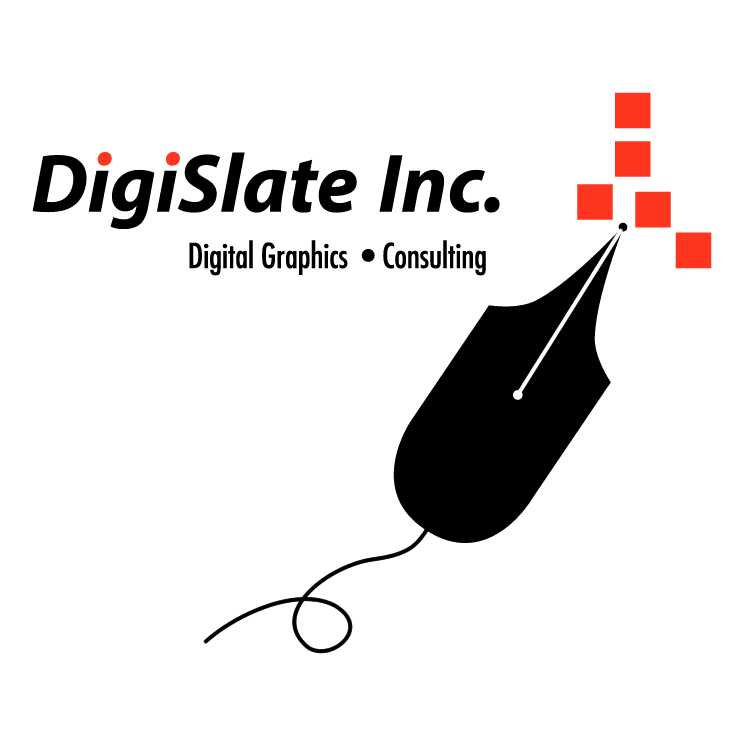 free vector Digislate inc