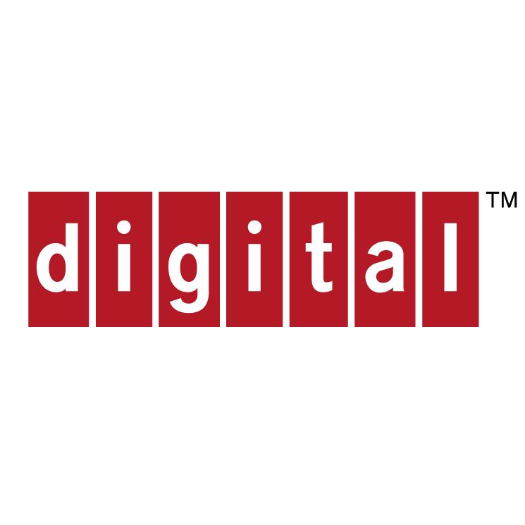free vector Digital 0