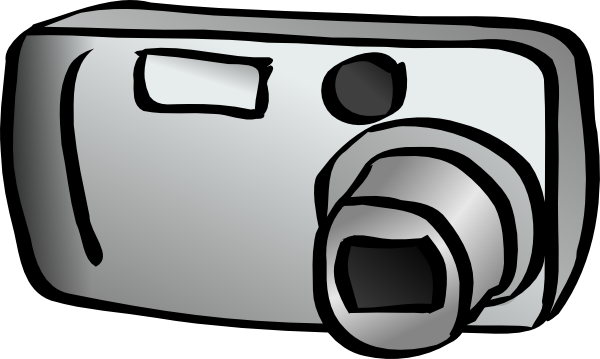 digital camera clip art free vector 4vector rh 4vector com clip art of camera equipment clipart of camera lens