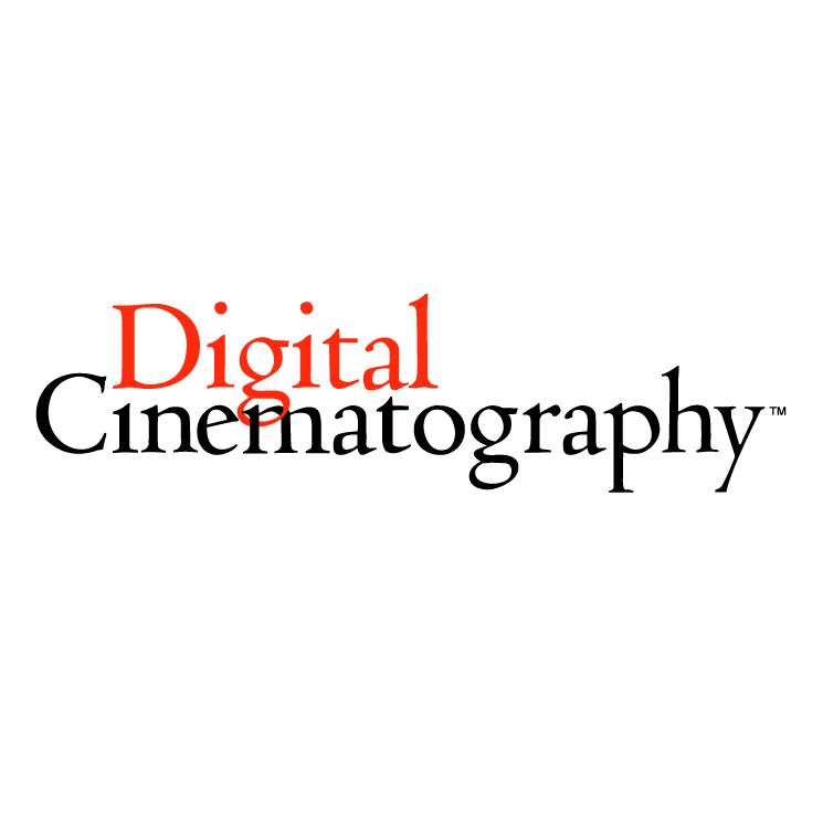 free vector Digital cinematography
