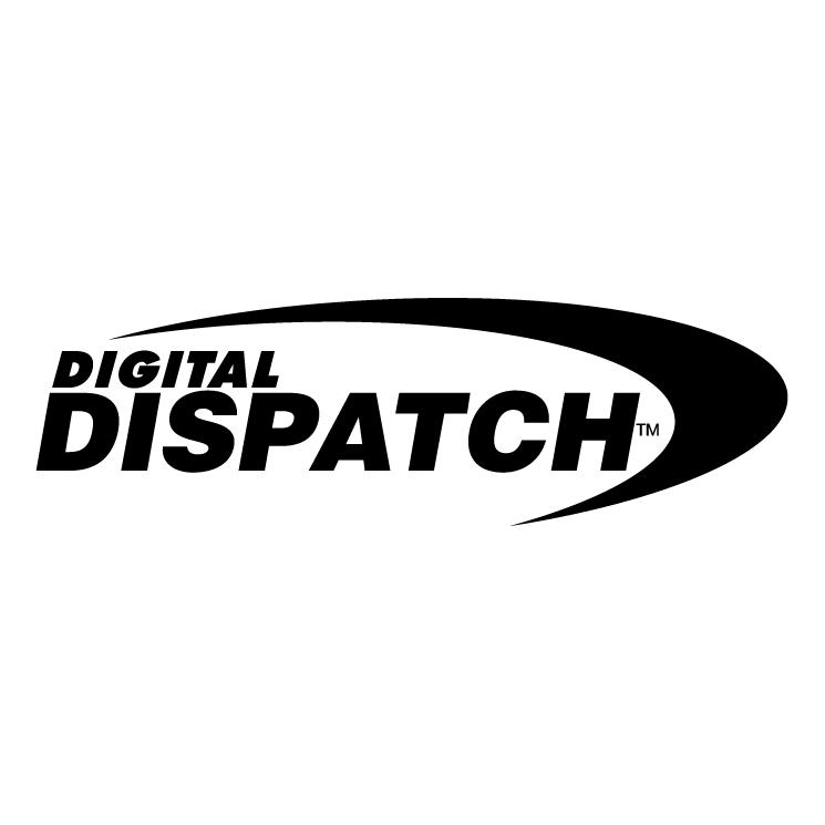 free vector Digital dispatch