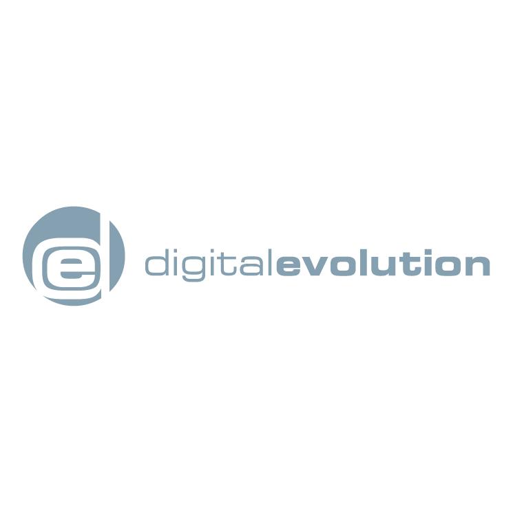 free vector Digital evolution