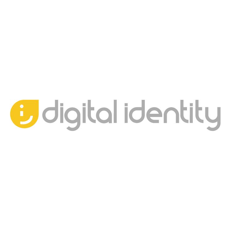 free vector Digital identity