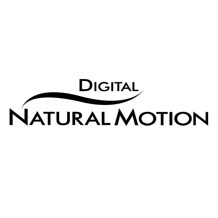free vector Digital naturalmotion