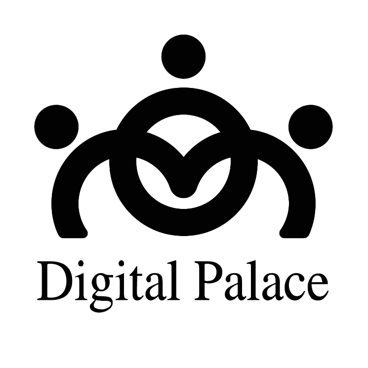free vector Digital palace