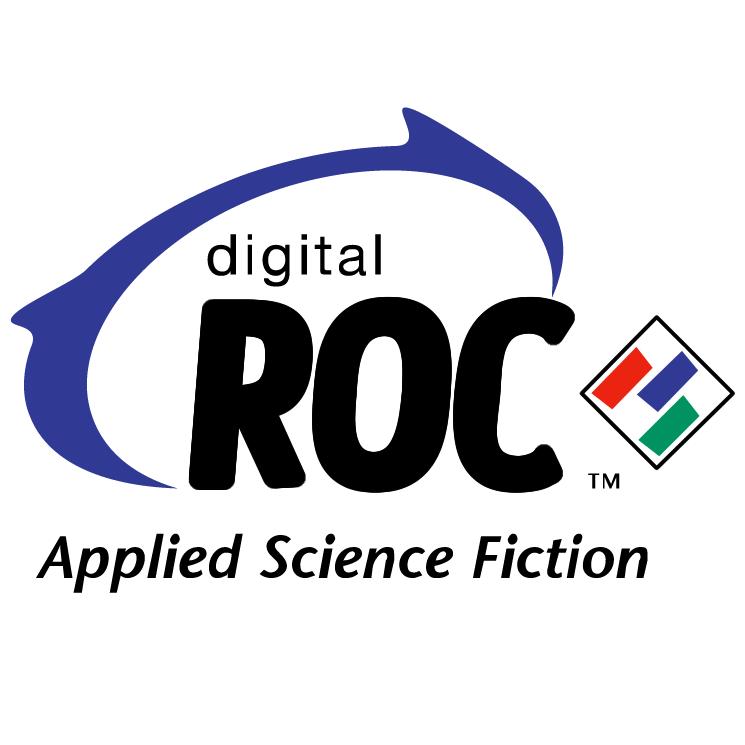 free vector Digital roc