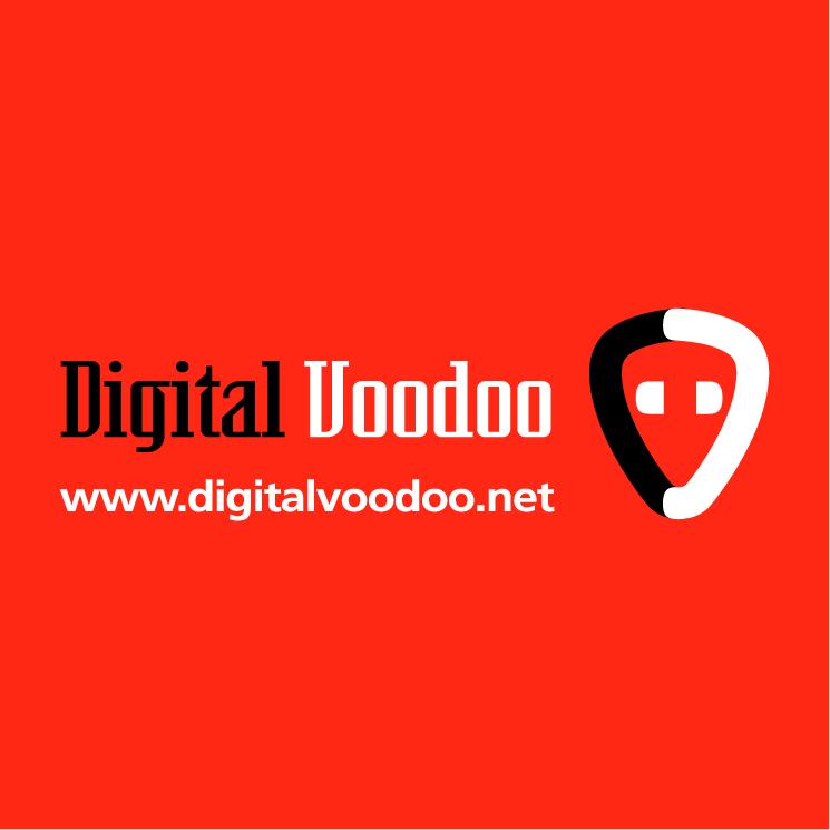 free vector Digital voodoo 1