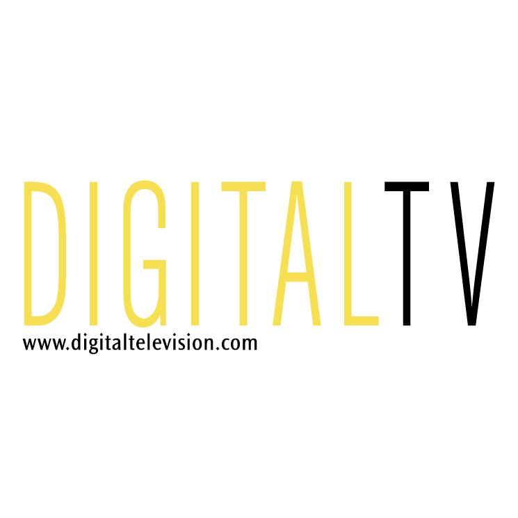 free vector Digitaltv