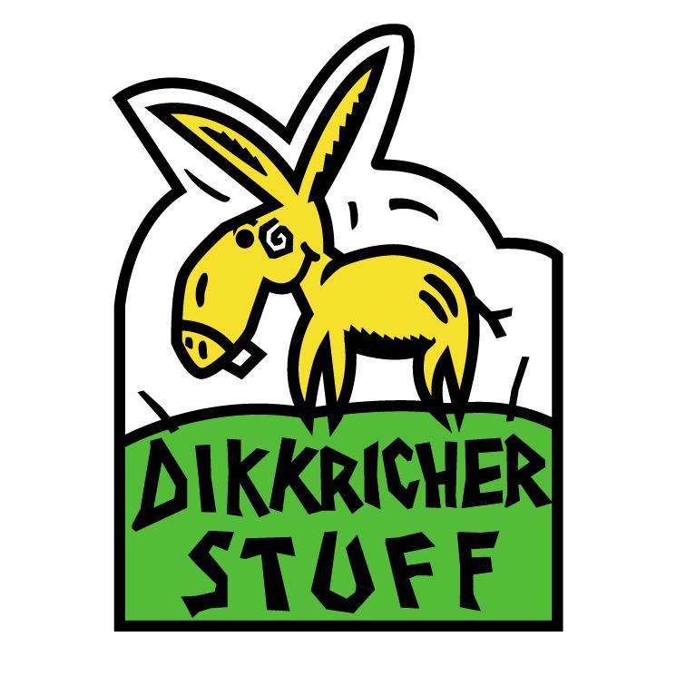 free vector Dikkricher stuff luxembourg diekirch