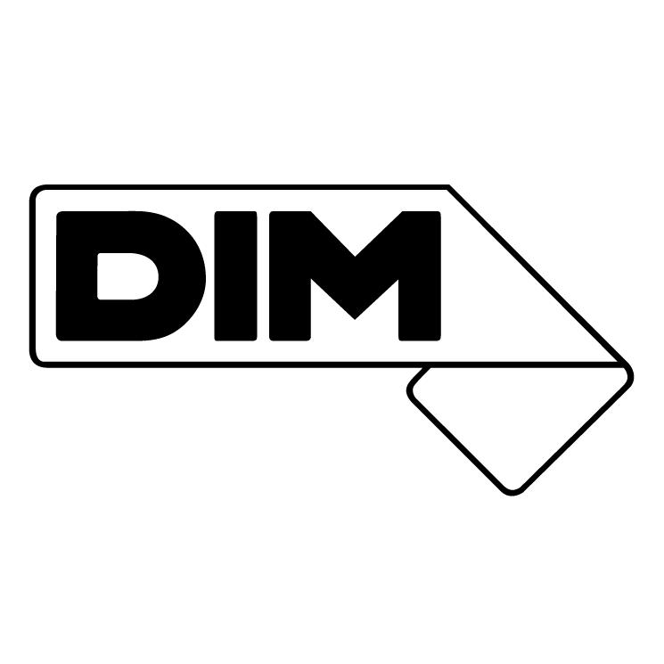 free vector Dim 1