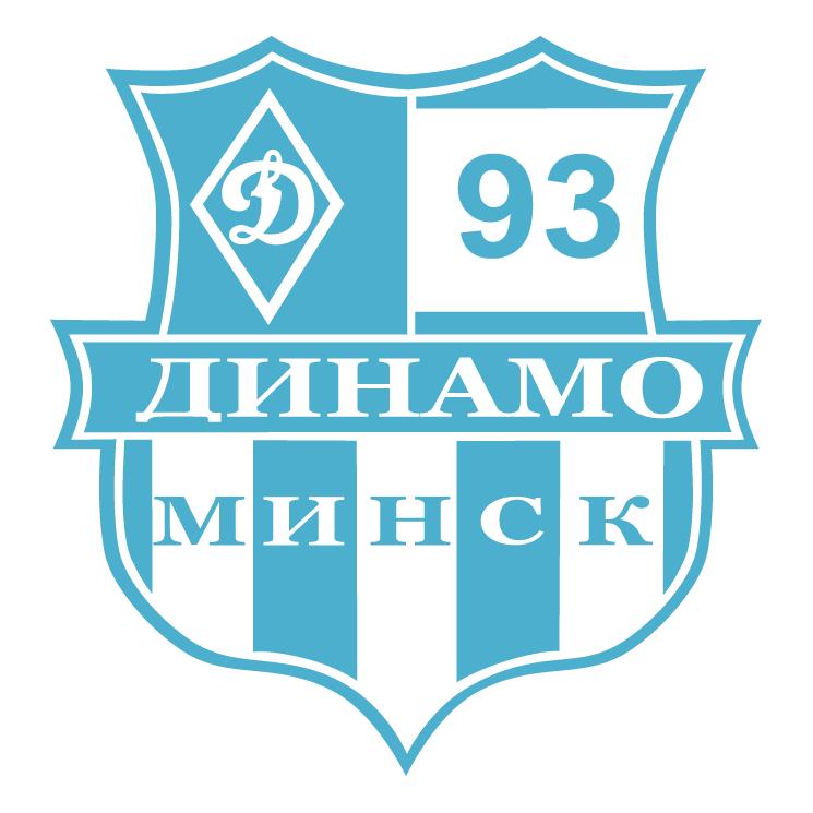 free vector Dinamo 93 minsk