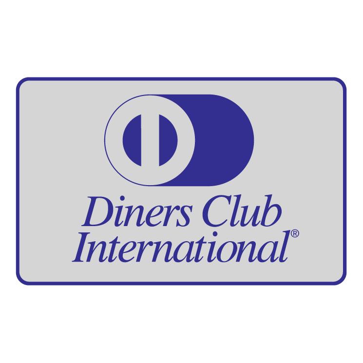 free vector Diners club international 0