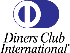 free vector Diners club logo
