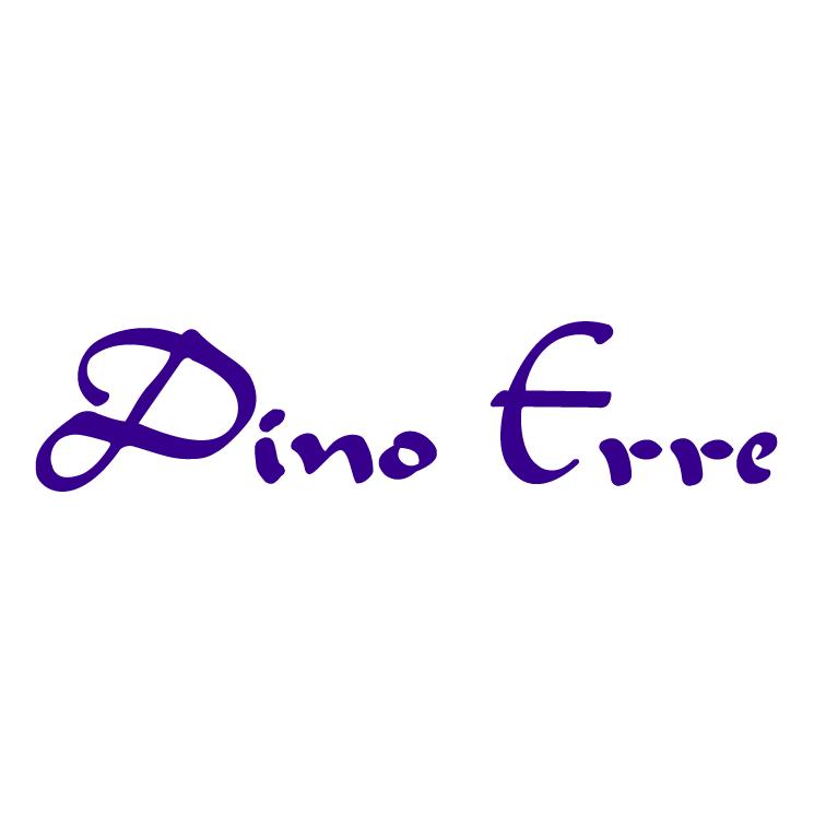 free vector Dino erre