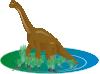 free vector Dinosaur clip art 119126