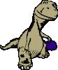 free vector Dinosaur clip art