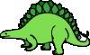 free vector Dinosauro clip art