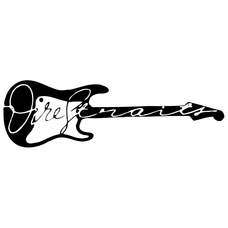 free vector Dire straits